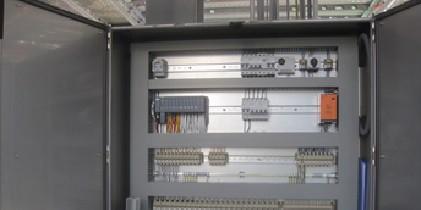 Panelen bouw, besturingskast, Siemens, PLC, Scada