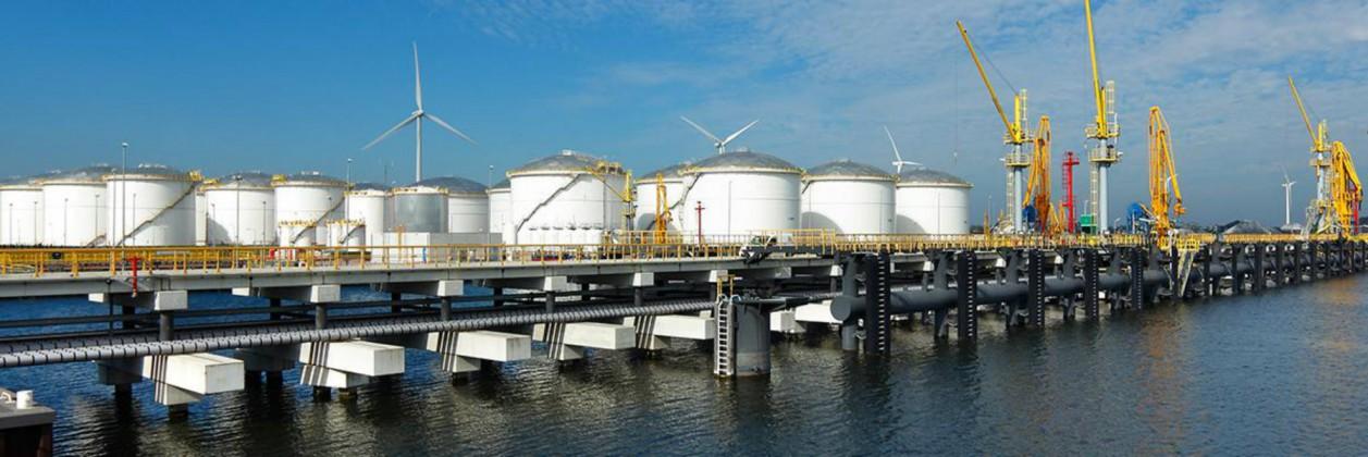 Verwater scoort realiseren E-I installatie Vopak Westpoort STUW Project