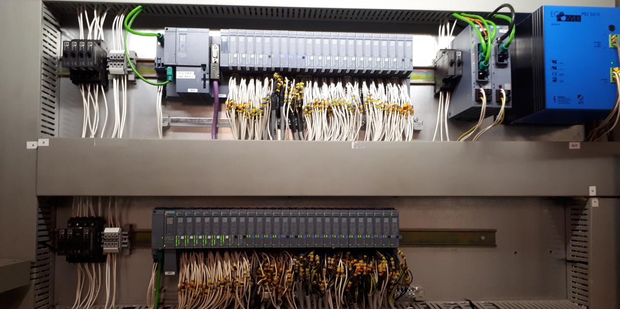 Migratie PLC waterzuivering met Siemens systeem