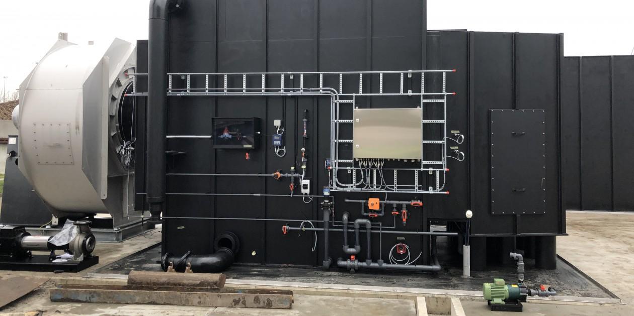 Gaswasser HVC Middenmeer